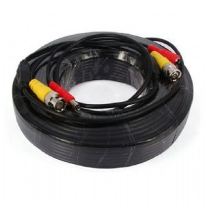 ROLLO CABLE PB40 40 MTS VIDEO y ALIMENTACION