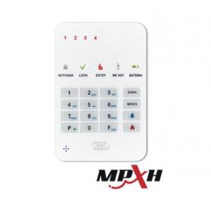 TM4 MPXH Mini Teclado 4 Zonas