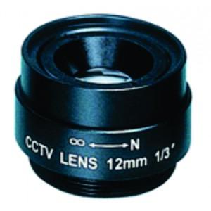 """TI0620 Lente iris fijo F2,0 1/3\"""", 6mm"""""""